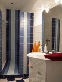 Domaine La Flotte - Bathroom - House 'Syrah'