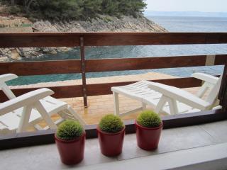 Robinson apartment Smiljanka 1 island Hvar, Gdinj