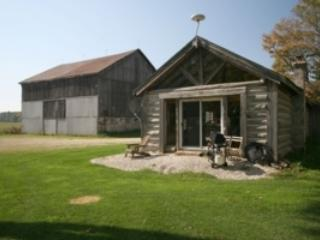 Log Cabin or Farm House