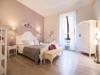 Vacanze a Roma camera matrimoniale