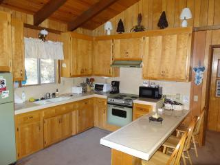 Quiet secluded mountain forest views! Family Cabin, Crestline