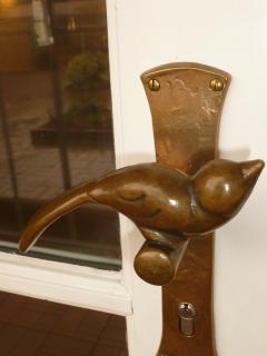 main entrance door handle
