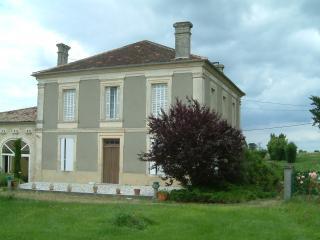 Belle Demeure du XIX iem au sein du vignoble, Loupiac