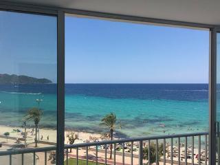 INCREÍBLE APARTAMENTO FRENTE AL MAR, Cala Millor