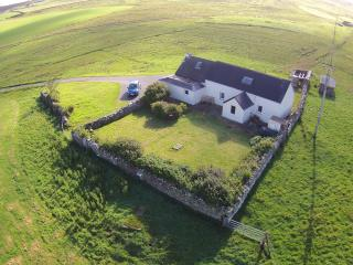 Ariel view of Newhall Cottage