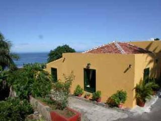 House in a  Banana plantation, nice views to sea, Los Realejos