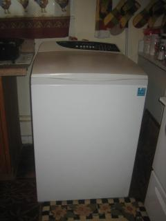 Our new washing machine