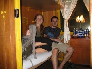 Sleeping Train To Sapa From Hanoi, Hanói