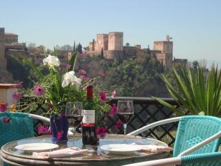 La Torre - Charming studio - Incredible views!, Granada