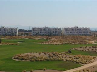 2 bed 1 bath front line golf apartment, Roldán