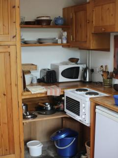 Wheems Cottage kitchen