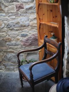 Wheems Cottage hallway