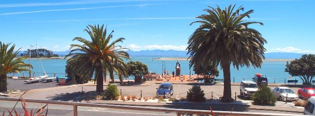 Waterfront Apartment Nelson - Great Views, Walk to Dining!