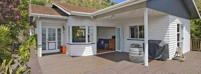 Enormous Sunny Deck & BBQ Area with Views!