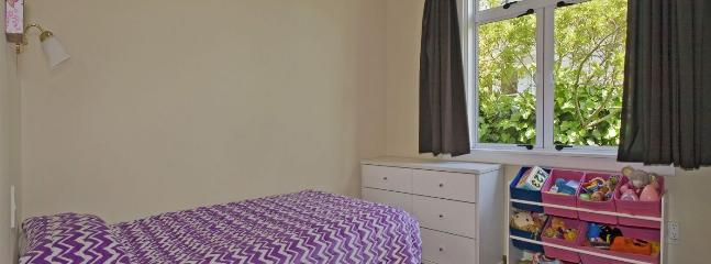 Bedroom 3 with King Single & Pull-out Single Beds