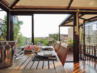 Barberini Lions Rooftop Terrace Apartment