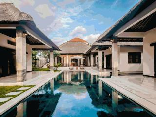 Tulip Villa (Luxury, Rice Field View, Canggu)
