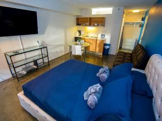 LA Extended Stay Studio Vacation & Corporate Apartment, Unit 1B, Los Ángeles