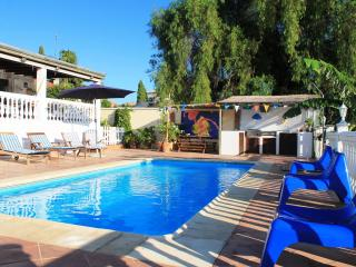 villa margarita private villa with pool and garden, Marbella