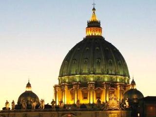 Attico con vista panoramica San Pietro e Vaticano