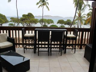 Most Relaxed Condo On Sapphire Beach, St. Thomas