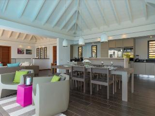 Upside at Grand Carenage, St. Barth - Ocean View, Pool, Perfect For Vacationing