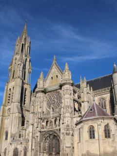 Senlis : Gothic cathedral
