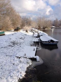 Barton Staithe in the Winter