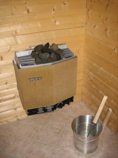 Sauna 1 st floor