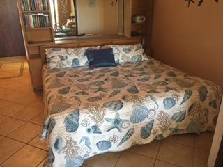 Cama King size con colchón de espuma de memoria