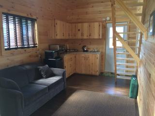 Inside the Guest Cabin