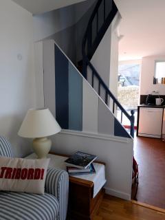 Accès aux chambres / Rooms access