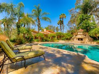 Gaviota Ranch, Sleeps 12, Rancho Santa Fe