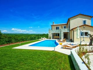 Beautiful Villa Patricia near Rovinj