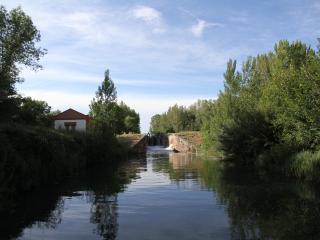 El Albergue de Herrera, Palencia