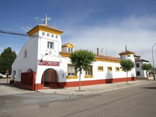 El Albergue de Herrera, Herrera de Pisuerga
