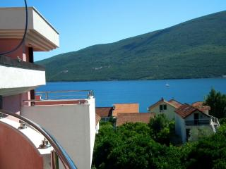 Premier One Badroom apartment - with See View, Herceg-Novi