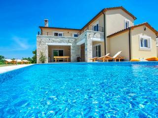 Beautiful Villa Patricia near Rovinj