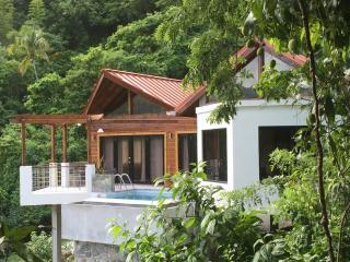 SERRANA VILLA ST. LUCIA! $1M VIEWS; GREAT LOCATION, SOUFRIERE