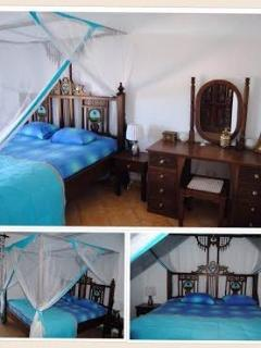 Second bedroom with double king size bed