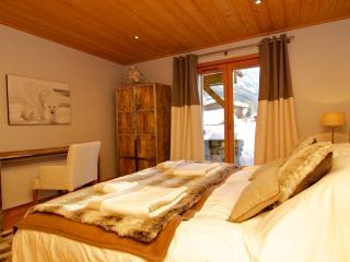 Chalet les Bois, Chamonix