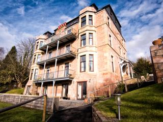 Mountain View Apartment 5 stars, Crieff