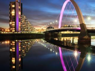 River clyde Luxury Apartment, Glasgow
