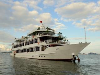 Silversea Halong Cruise