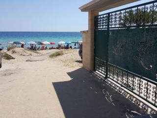 villa sul mare 6 posti letto
