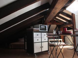Superb mini loft-style attic, Santander