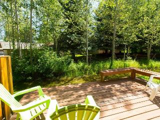 Teton Shadows Two Bedroom condo