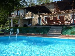 Tuscan mountain house with private pool, Borgo a Mozzano