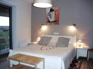 La chabetaine bedroom Zenith, Vaux-sur-Sure