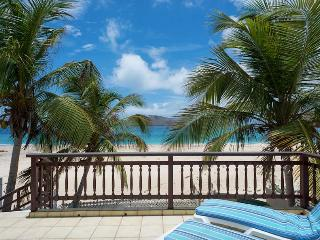 Rayon De Soleil at Flamands, St. Barth - Cottage On The Beach, Ocean Views